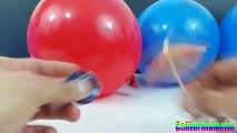 Balloons Surprise Spider-Man Toys