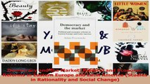 Read  Democracy and the Market Political and Economic Reforms in Eastern Europe and Latin Ebook Free