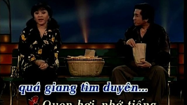 Tân Cổ Bánh Bông Lan - Huong Lan, Chi Tam karaoke hd beat chuan