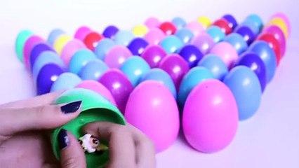 Surprise Eggs Mickey Mouse Peppa Pig Angry Birds Disney Princesses Spider Man Huevos Sorpr