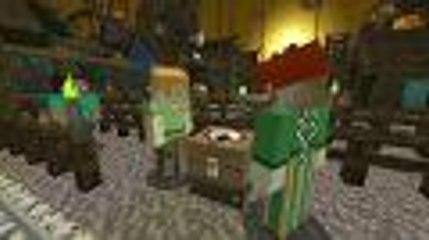 Minecraft _ Halloween DLC trailer _ PS4, PS3, PS Vita
