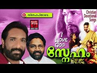 സ്നേഹ പിതാവേ.... | Christian Devotional Songs Malayalam | Christian Devotional