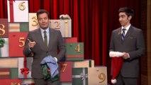 Les 12 Pulls du Calendrier de l'Avent - jour 4 - The Tonight Show du 08/12/15 sur MCM!