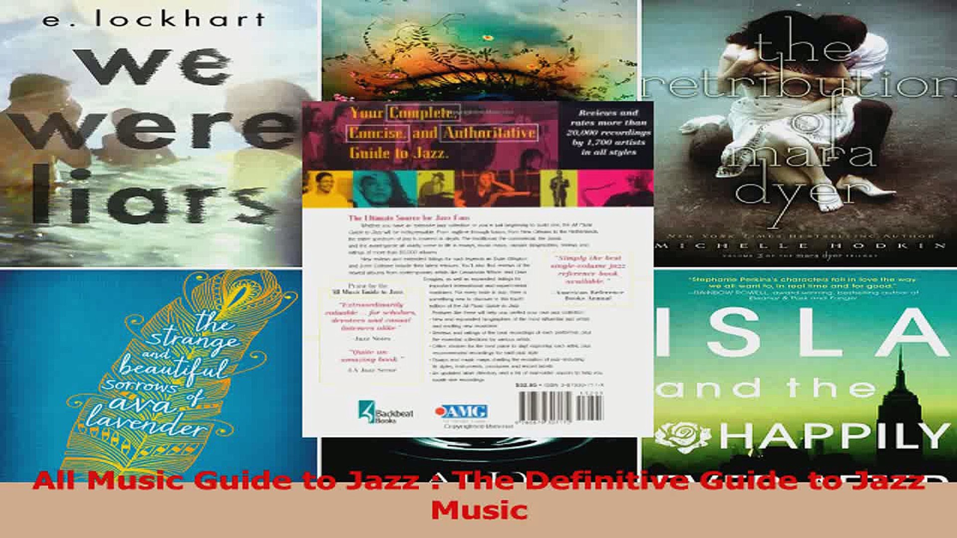 PDF Download  All Music Guide to Jazz  The Definitive Guide to Jazz Music Download Online