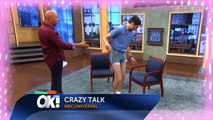 The sassy hosts of Crazy Talk explain the new daily show