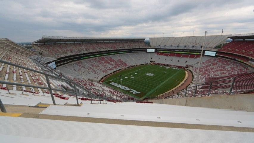 Open Season: Stadiums of the SEC West