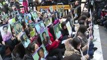 """Séoul: manifestation après l'accord sur les """"femmes de réconfort"""