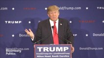 Donald Trump Hits Clintons, Says Women Don't Like Hillary