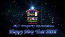 HAPPY NEW YEAR 2016 - WATER DAMAGE RESTORATION AND FIRE DAMAGE CLEANUP EXPERTS, ORLANDO