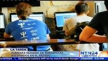 Comité para la Protección de Periodistas alerta sobre censura a periodistas en América Latina