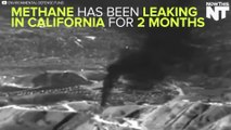 Methane Has Been Leaking In California For Two Months