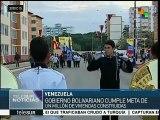 Gob. bolivariano cumple meta de un millón de viviendas construidas