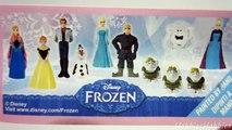 3 Disney Frozen Surprise Eggs Unboxing Zaini Like Kinder Surprise Chocolate Surprise Eggs Cool Toys