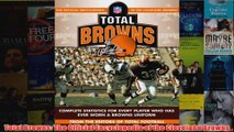 Total Browns The Official Encyclopedia of the Cleveland Browns