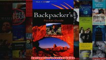 Backpackers Pocket Guide