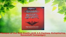 Read  Masque of the Red Death d20 35 Fantasy Roleplaying Ravenloft Campaign Ebook Online