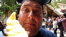 Disneyland food Disneyland® Grubbing | Dole® Whip Review! Disney World