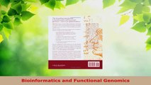 Download  Bioinformatics and Functional Genomics PDF Online