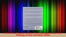 Read  When God Spoke Greek The Septuagint and the Making of the Christian Bible Ebook Free