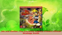 Read  Jak and Daxter The Precursor Legacy Primas Official Strategy Guide EBooks Online