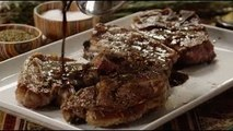 Christmas Recipes - How to Make Lamb Chops with Balsamic Reduction