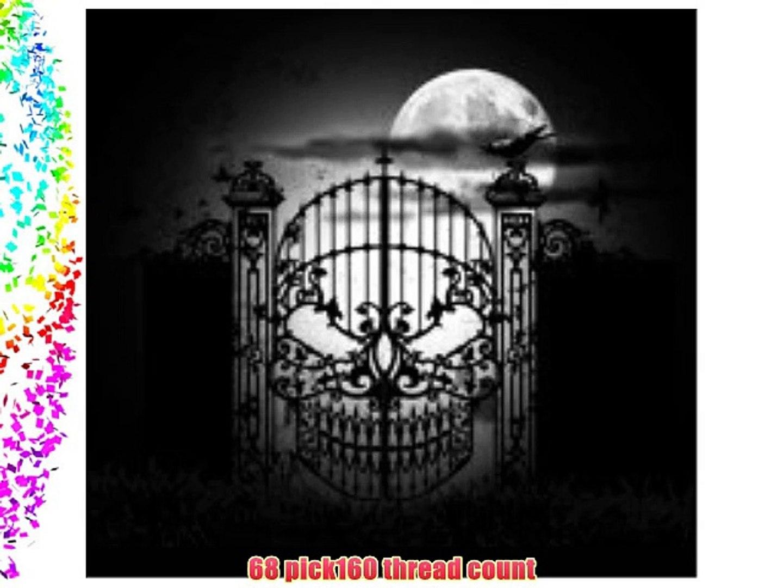 Alchemy Gothic Abandon No Hope single Duvet cover Set 135x200cm
