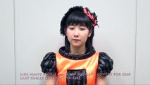 message from Masaki Sato(Morning Musume。)