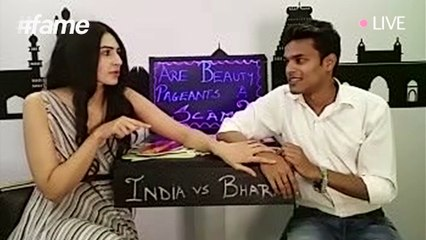 Controversy Behind Beauty Pageant | Scam 2015 | India Vs Bharat