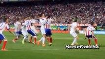 Cristiano Ronaldo Punches vs Diego Godin | Atletico Madrid vs Real Madrid 2014