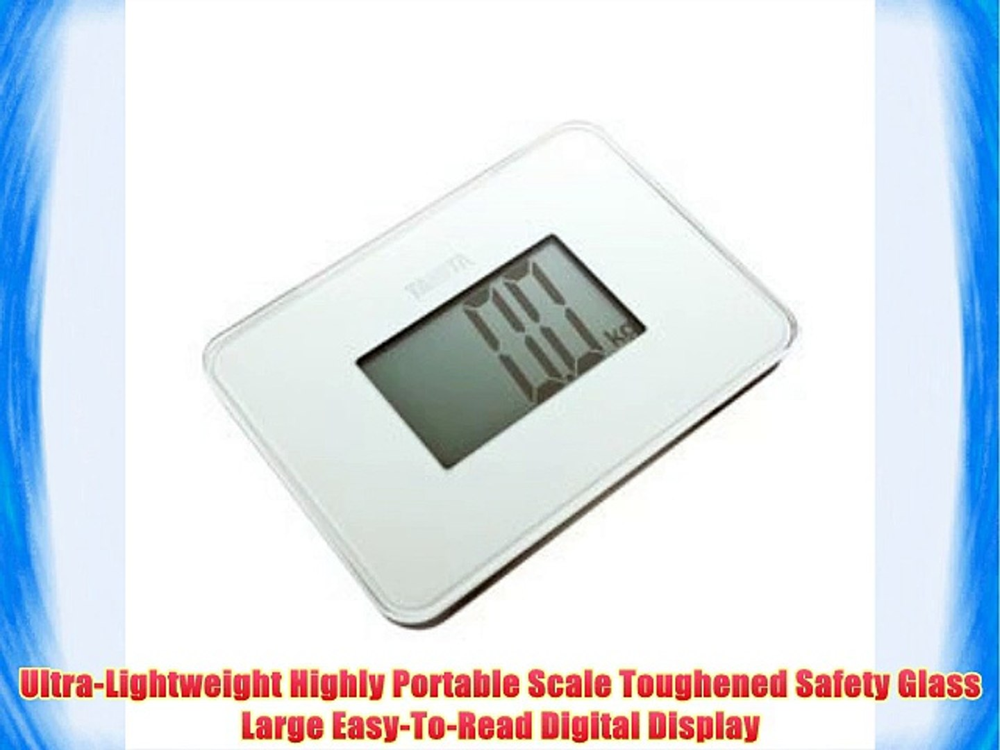 Remarkable Tanita Hd386 Super Compact Digital Scale Color White Download Free Architecture Designs Scobabritishbridgeorg