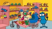 Lehrreicher Cartoon - Sammy Witzbold baut einen Roboter - Suchspiel