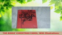 Read  THE BIRDS CHRISTMAS CAROL With Illustrations EBooks Online