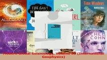 PDF Download  Modern Global Seismology Volume 58 International Geophysics Download Online
