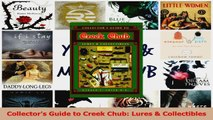 PDF Download  Collectors Guide to Creek Chub Lures  Collectibles PDF Full Ebook