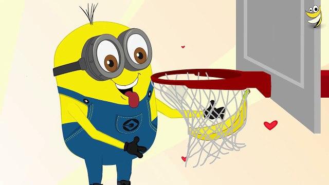 Minions Banana ~ minions basketball ~ Minions Mini Movies [HD] 1080p