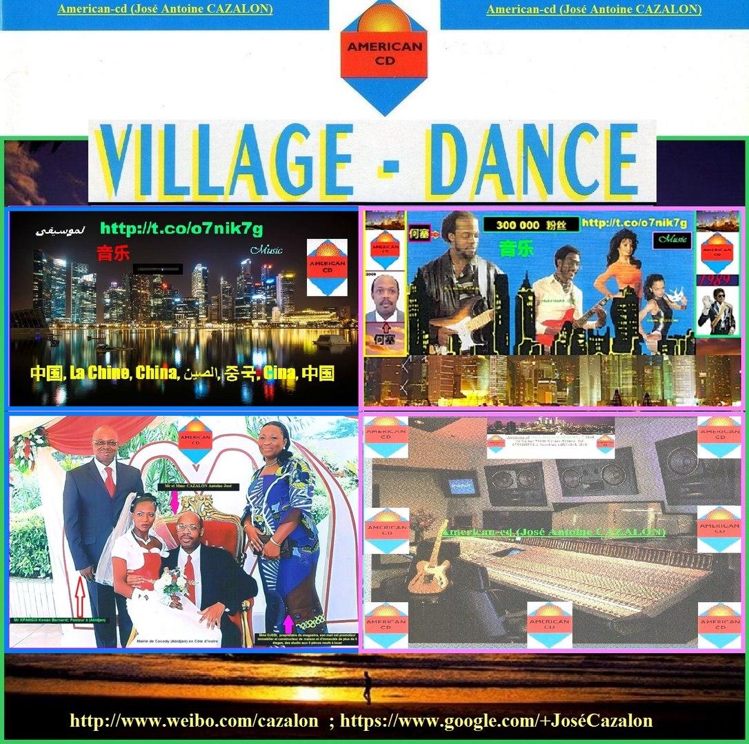 Marie-Anne H.;1-Salsero. Zouk Connection;2-Diana. Michel Marie-Anne;3-Ennou Vanha. Village-Dance;4-L