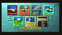 Lets Play Sega Worldwide Soccer 97 Sega Saturn Review & Gameplay