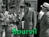 BOURVIL : La Tactique du gendarme
