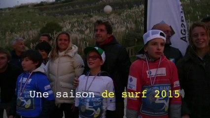 UNE SAISON DE SURF 2015