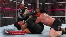 WWE Network: The Undertaker vs. Brock Lesnar - Hell in a Cell Match: WWE Hell in a Cell 20