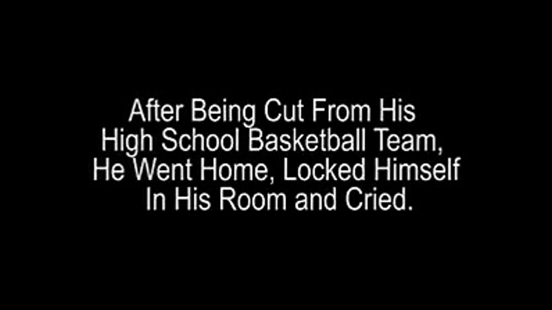 Famous Failures: Motivational Video