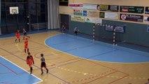 Deux Rochers FC 2 - Manival (U12/U13 ; tournoi de Noël 2RFC 2015)