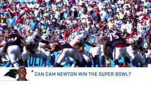 Why Cam Newtons Panthers wont win Super Bowl 50 | Dave Dameshek Football Program | NFL
