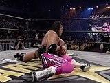 Goldberg vs. Bret Hart (WCW Starrcade 1999)