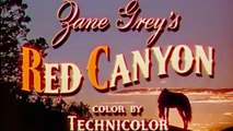 Red Canyon (1949) Ann Blyth, Howard Duff, George Brent.  Western HD