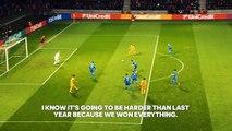 At home with Ivan Rakitić -- Gamedayplus -- adidas Football