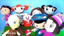 KELOĞLAN MASALLARI Çizgi film peluş oyuncak Keloğlan; Pepee, Leli, Ayas ve Niloya ile şark