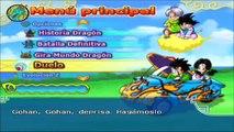 Dragon Ball Z Budokai Tenkaichi 3 : NIÑOS VS ADULTOS - GOKU GOHAN GOTEN Y TRUNKS ! - Antes Y Despue