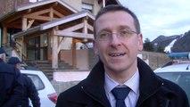 D!CI TV : Première visite du nouveau préfet des Hautes-Alpes à Montgenèvre