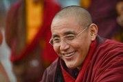 希阿荣博大堪布 His Eminence Khenpo Sherab Zangpo  Rinpoche